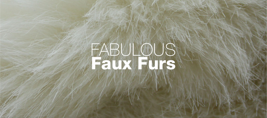 Buy Faux Furs from The Berwick Street Cloth Shop